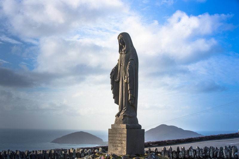 Ring of Kerry Statue