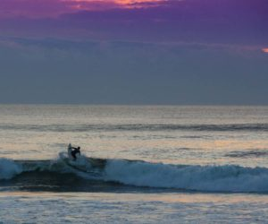Ireland surfing