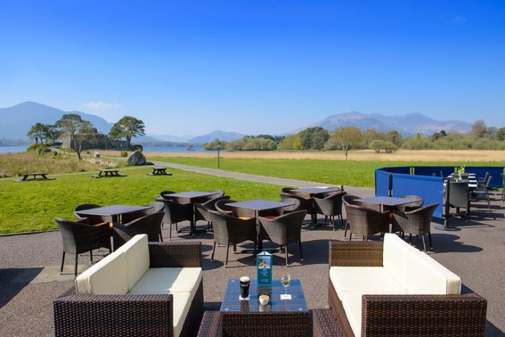 Where to eat on the Ring of Kerry