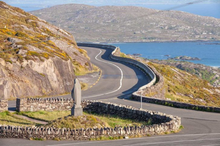 Coomikista Pass Ring of Kerry