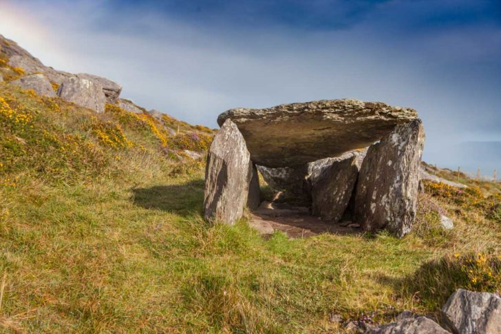 Kerry Way Dolmen Wild Wtlantic way