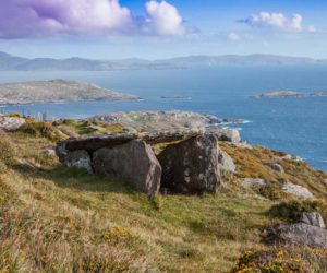 Wild Atlantic way Dolmen