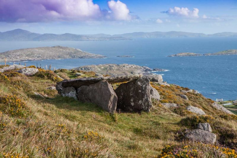 Wild Atlantic way Dolmen