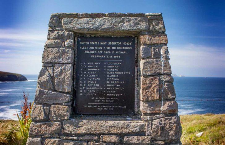 """US Navy Liberator """"63939"""" Memorial"""