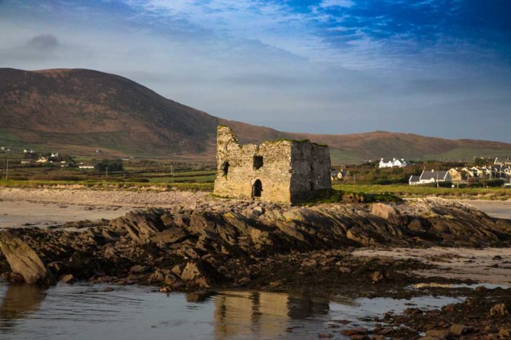 Castles on the Ring of Kerry